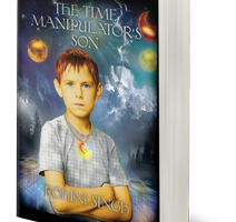 """The Time Manipulator's Son"" Author Discusses Her Journey with Lizzy the Writer"