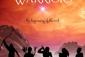 """The Five Warriors"" by Angela Ford Now Published!"