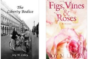Wednesdays are for Writers: Joy M. Lilley on writing two novels