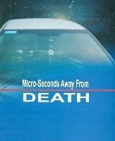 'Micro-seconds away from death' by Babalawo