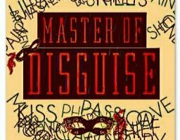'Master of Disguise' by Sharun Mani
