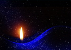One candle can dispel the darkness