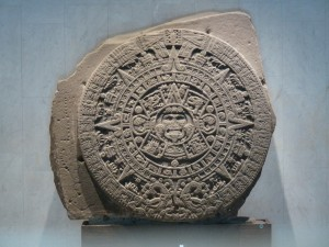 Aztec Calendar Mayan