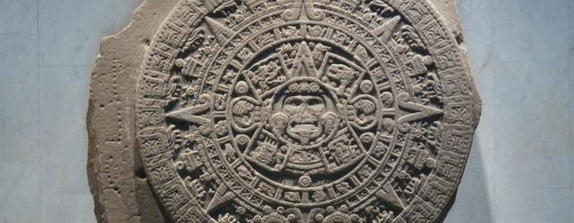Aztec Calendar small
