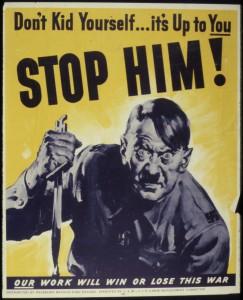 Stopping Evil Hitler