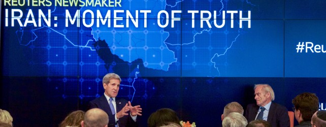 Secretary_Kerry_Speaks_With_Thomson_Reuters_Editor-at-Large_Evans_and_Audience_in_New_York_About_Iranian_Nuclear_Deal_(20482871322)