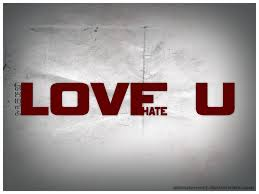 Does religion teach us to love hate?