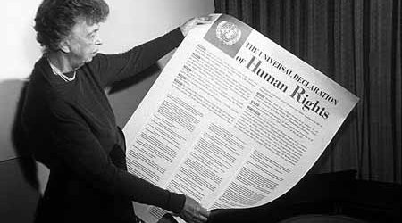 Universal Declaration of Human Rights?