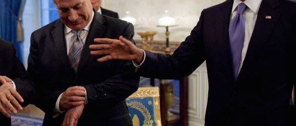 Netanyahu's Moment