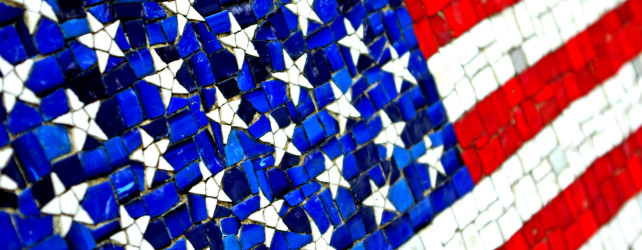 Mosaic Flag